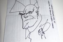 Erik Larsen Autograph