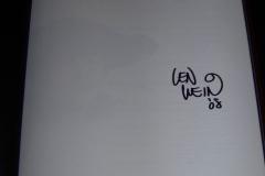 Len Wein Autograph