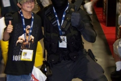 Snake Eyes Costume