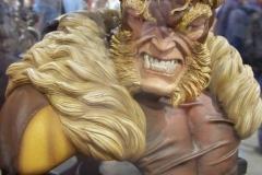 Sabretooth Bust