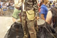 Indiana Jones Statue