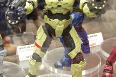 Halo Figure - Jackal Major - Green Armor
