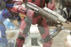 Halo Figure - Spartan Scout - Crimson Armor