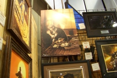 Indiana Jones Painting