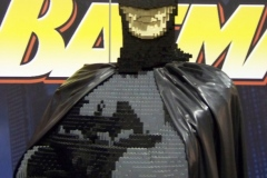 Life-Sized Lego Batman (2)