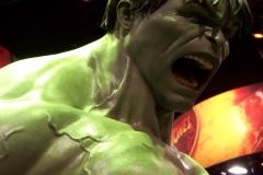 Incredible Hulk Movie Display