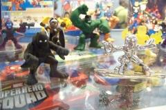 Superhero Squad Display (2)