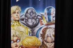 Rob Liefield Wildstorm Poster