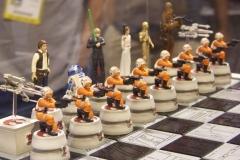 Star Wars Chess Set (2)