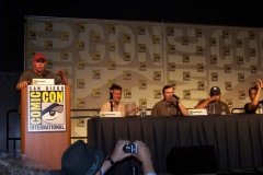 Wolverine and the X-Men Panel
