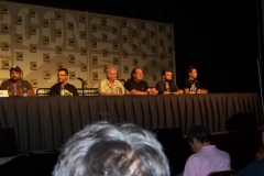 Wolverine and the X-Men Panel (2)