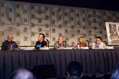 The 'Mutant Chronicles' Panel