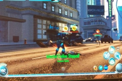 DCU Online Screenshot