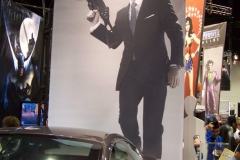 James Bond Display
