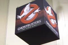 The Ghostbusters Booth