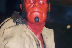 Hellboy Statue