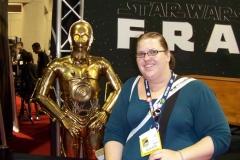 C3PO and Nikki