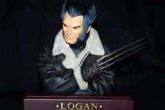 Earth X Wolverine Bust