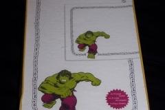 Hulk Stationary