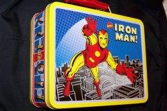 Iron Man Tin Lunch Box