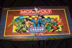 Justice League Monopoly
