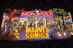 Marvel Comics Monopoly