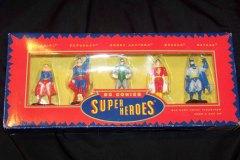 DC Superheroes Pewter Figures