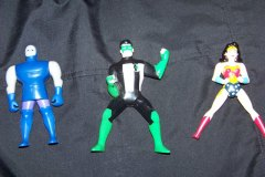Set of Jack in the Box JLA Toys (2)