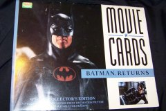 Batman Returns Deluxe Movie Cards