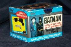 Batman (1989) Trading Cards