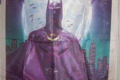 Batman (1989) Nylon Wall Hanging