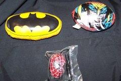 Various Superhero Items (2)