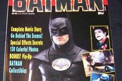 Batman (1989) Official Magazine