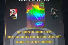 Batman Returns Official Magazine