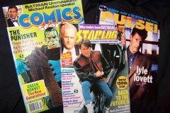 Various Batman Articles