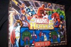Marvel Chess Set