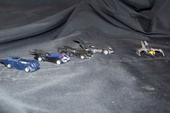 Batmobile Micro Machines Set