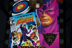 Famous Covers Hawkeye