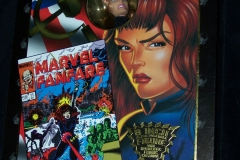 Famous Covers Black Widow