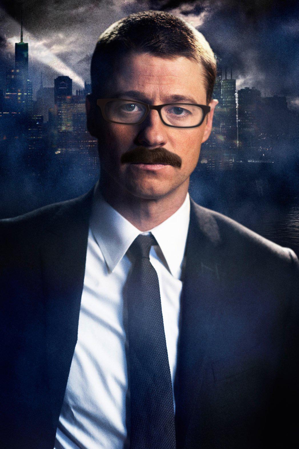 GOTHAMCharacterLookDetectiveJamesGordon-mustache